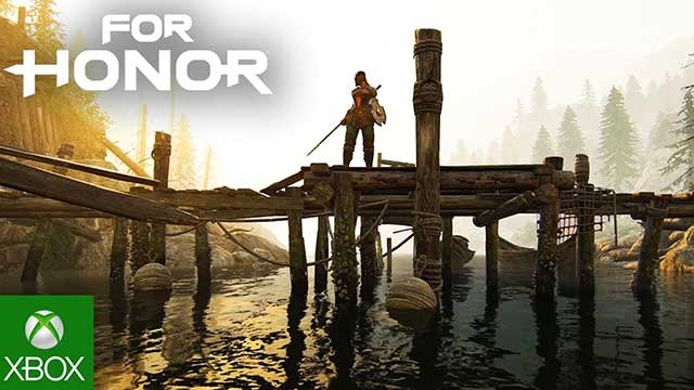 For Honor Cover Xbox