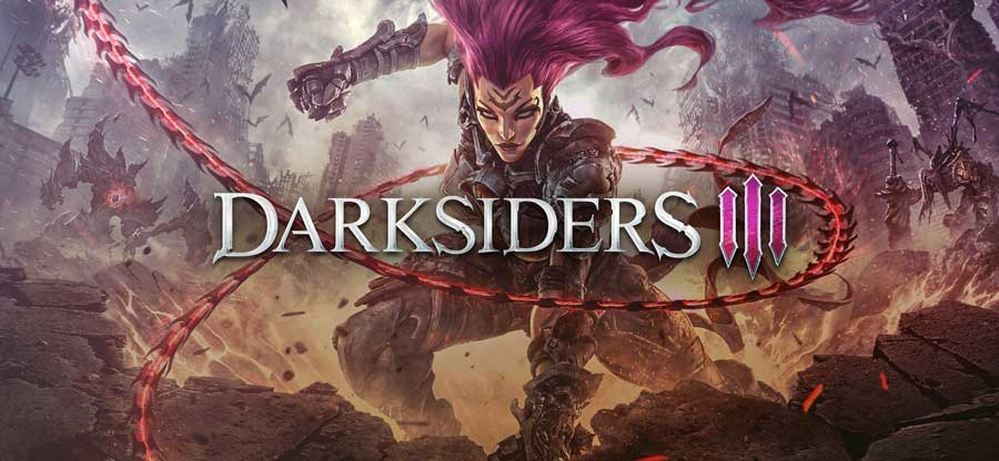 Darksiders 3 fury