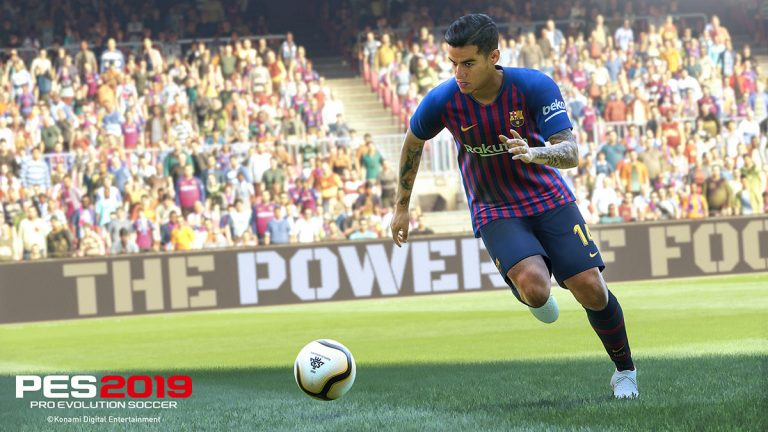 Pro Evolution Soccer 2019 System Requirements are Here