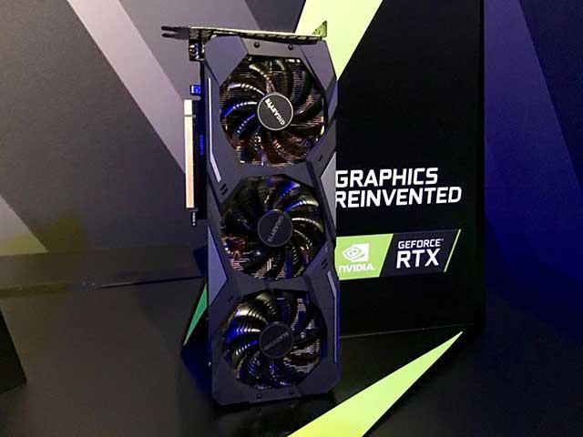 Gigabyte RTX 2080
