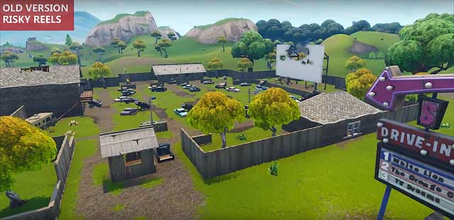 Risky Reels old version