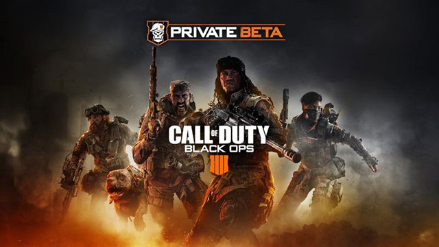 Black Ops 4 Private beta