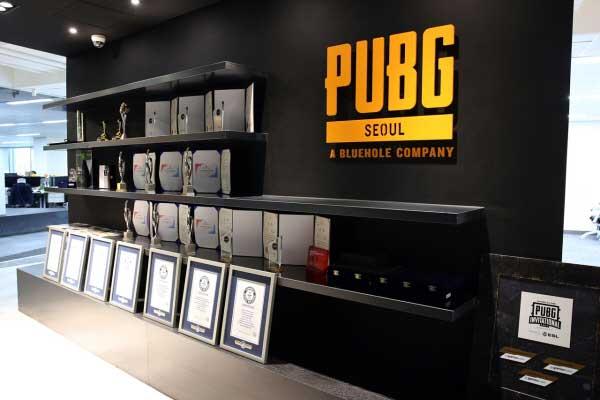 PUBG office
