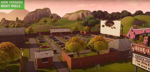 Risky Reels new version