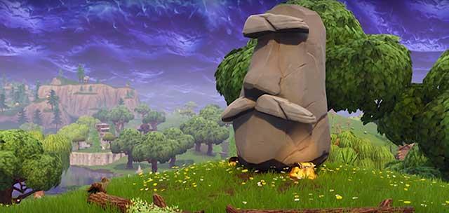 Moai Heads