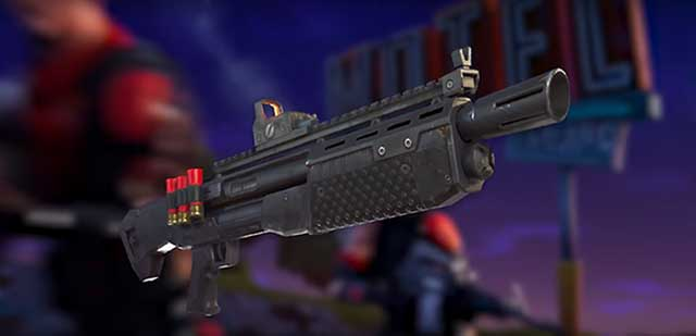 Shotgun Fortnite