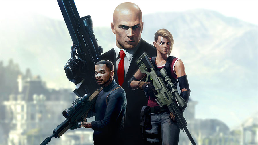 Hitman 2 includes Hitman season 1 revamped