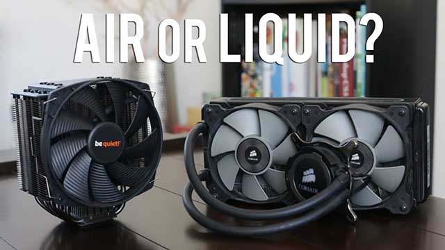 Heat Sink and Liquid Coolers