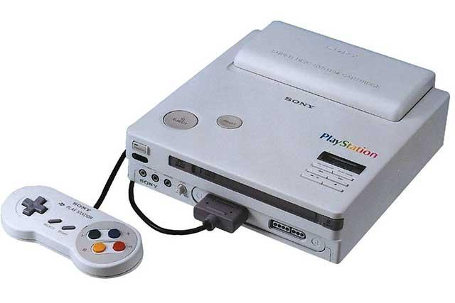 Sony-Nintendo Playstation