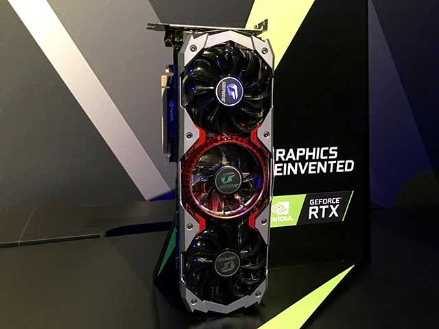 Colorful iGame RTX 2080
