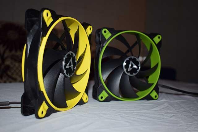 Airflow fans