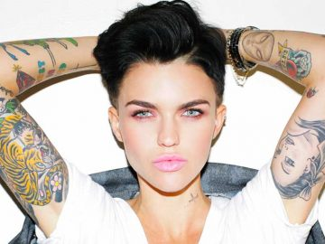 Ruby Rose leaves twitter