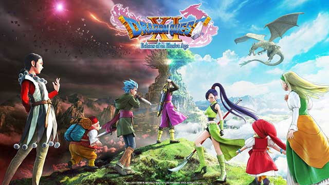 Dragon Quest 11: Echoes of an Elusive Age