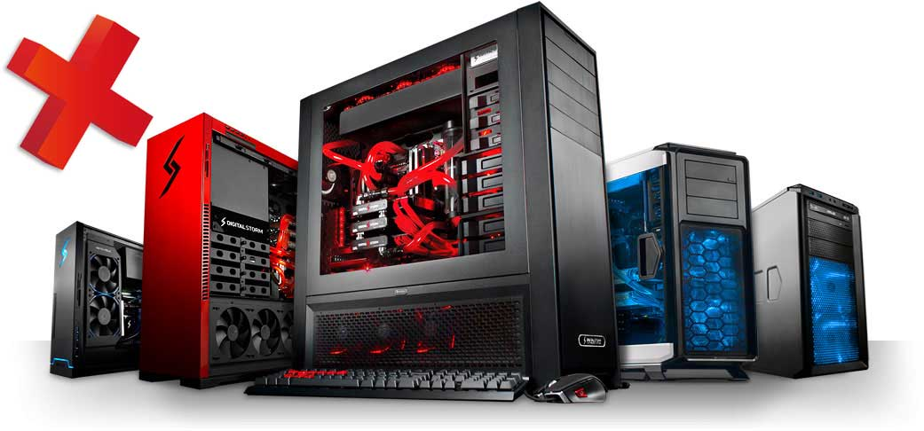 Mistakes People Make while Building a Gaming PC