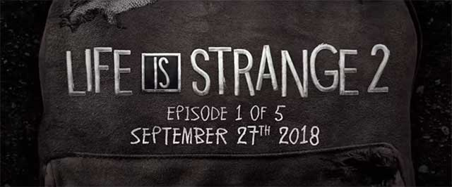 Life if Strange 2 Episode 1