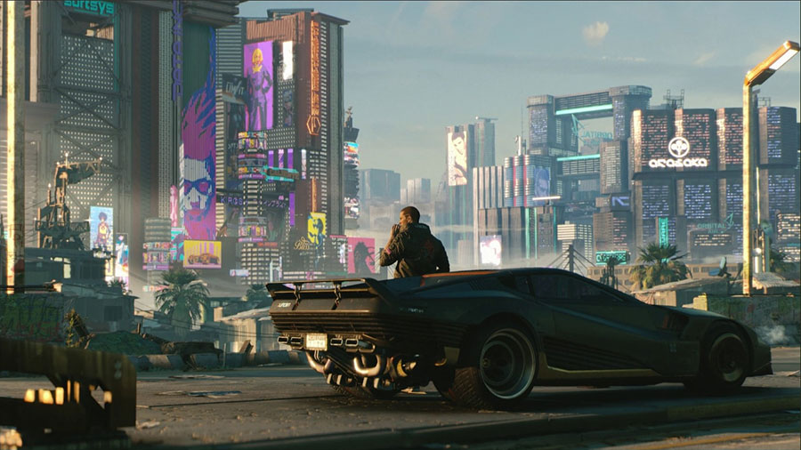Cyberpunk 2077 All We Know