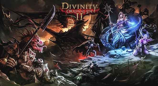 Divinity original sin II cover