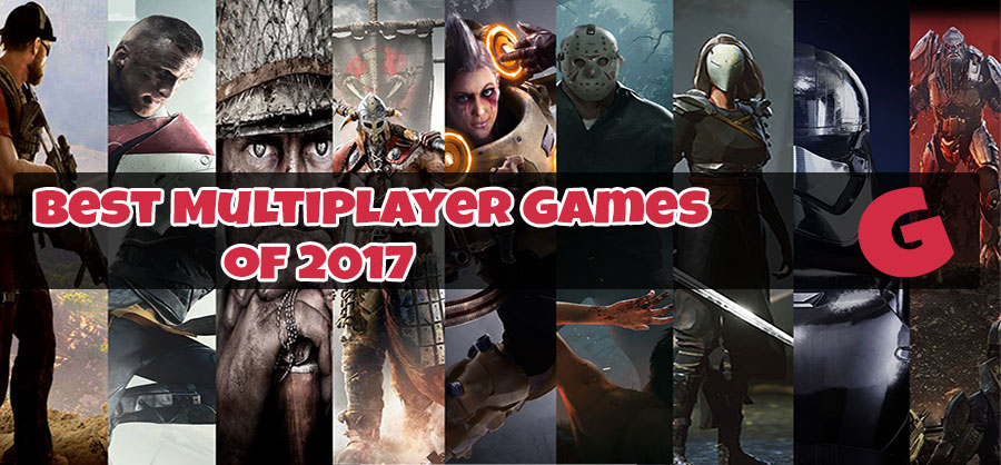 Best Multiplayer games of 2017