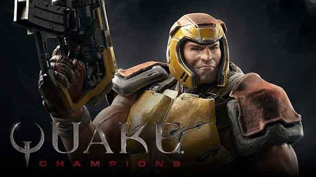 Quake champions cover