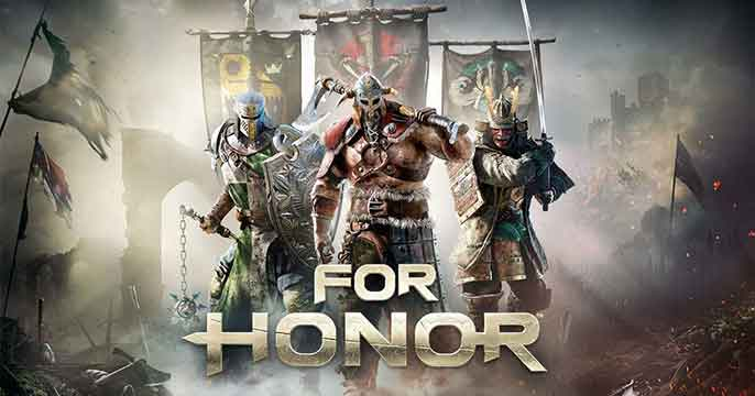 For honor cover arts