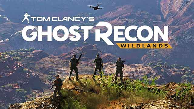 Tom Clancy's Ghost Recon wildlands cover