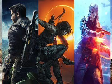 Most awaited and demanding games of 2018