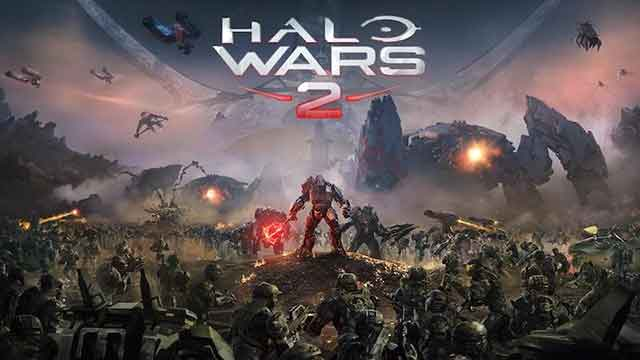 Halo Wars II cover