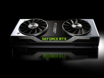 New NVIDIA RTX 2080Ti