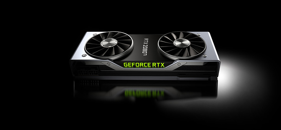 New NVIDIA RTX 2080Ti, 2080 and 2070