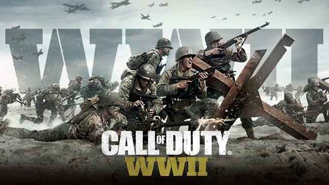 Call of Duty World War 2 cover