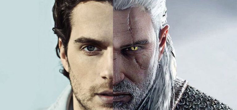 Henry Cavill confirmed to play Geralt in Netflix's Witcher Series