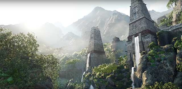 Shadow of the Tomb Raider new location
