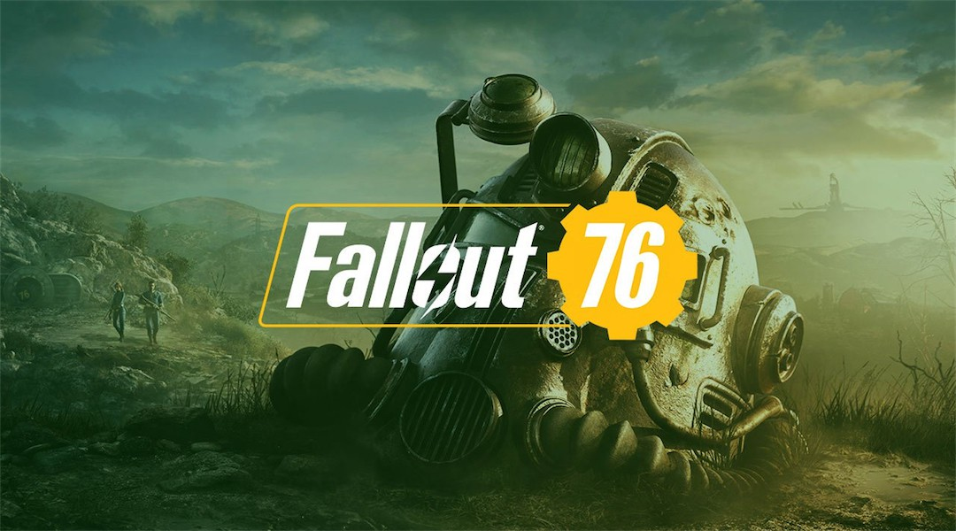 You Can Pre-Load the Fallout 76 Beta Free Right Now on PC