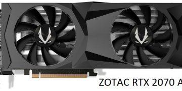RTX 2070 Benchmark Leaked