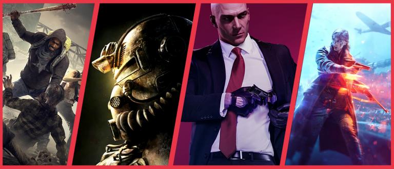 Upcoming Games in November 2018