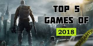 Top 5 PC games