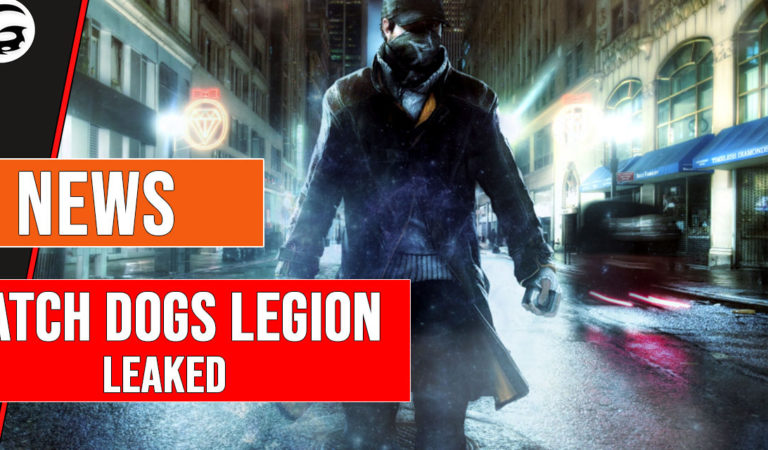 Watch Dogs Legion Leaks by E3!!!