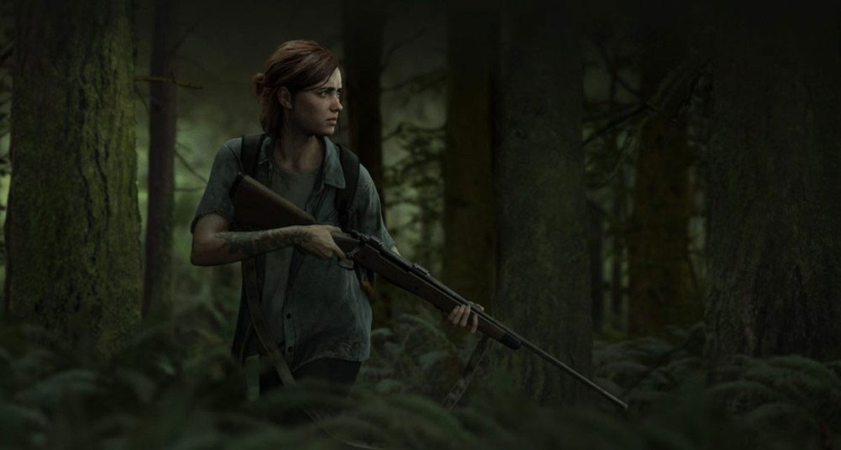 Last of Us 2 Poster