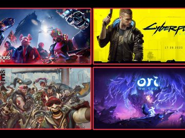 Top 20 Upcoming games of 2020