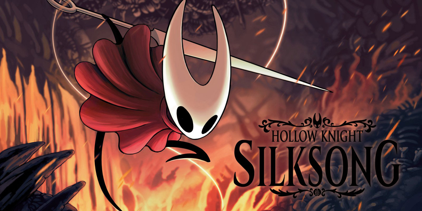 Hollow Knight: Silksong poster