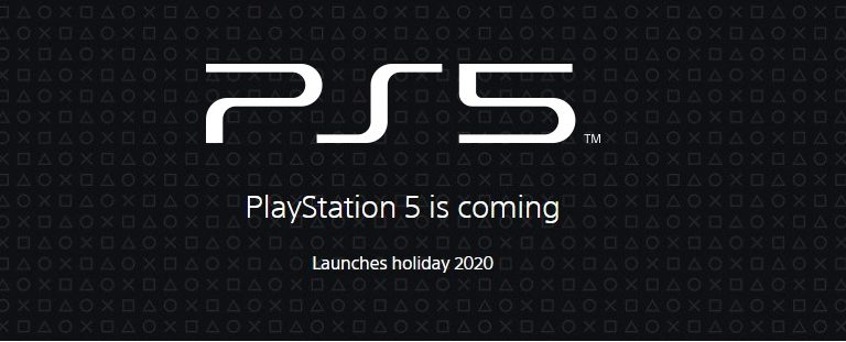 Sony Has Launched The Official PS5 Website