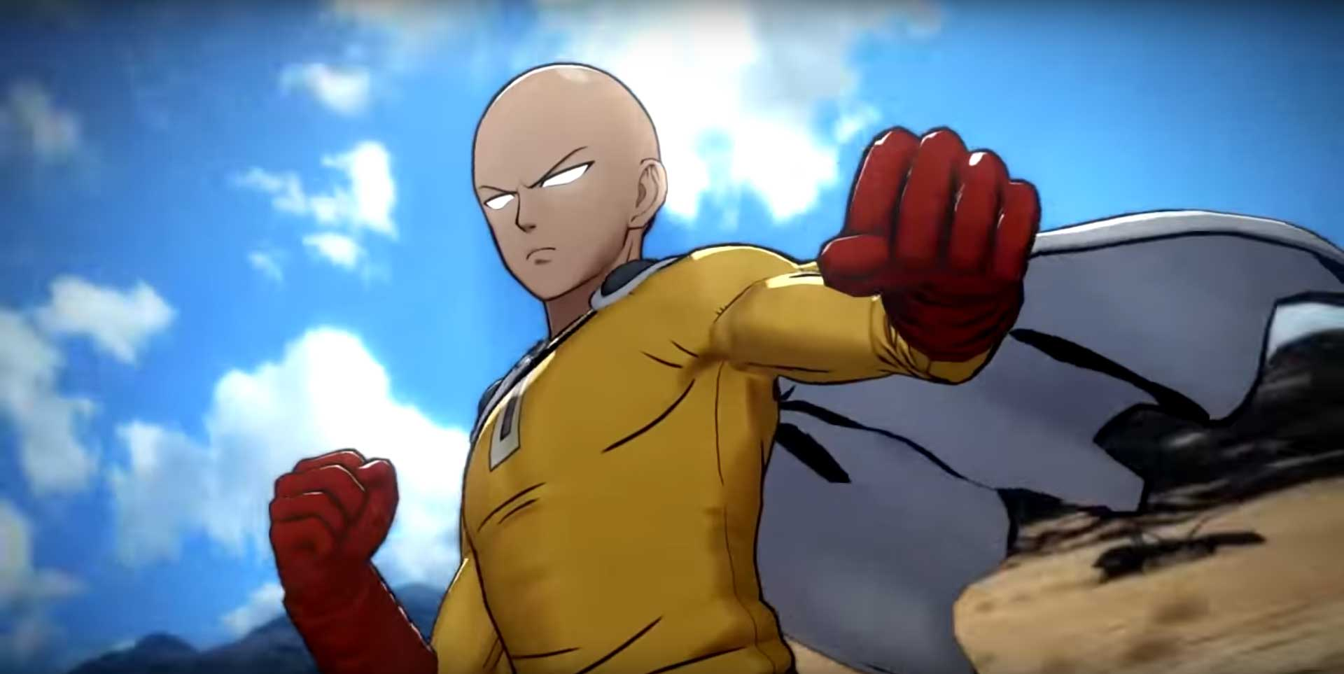 One-Punch Man: A Hero Nobody Knows Poster