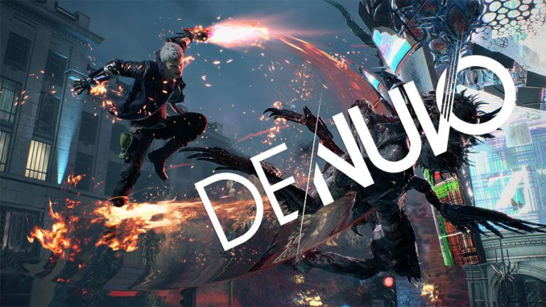 DRM removed from Devil May Cry 5