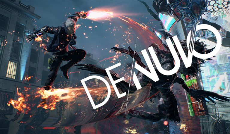 Denuvo DRM removed from Devil May Cry 5