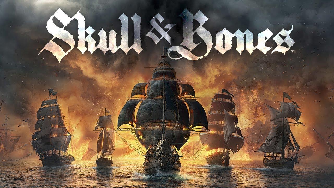 SKULL & BONES poster