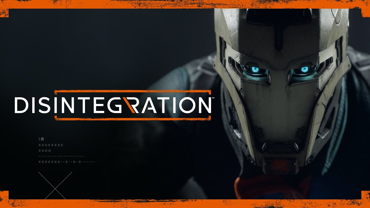 Disintegration game poster