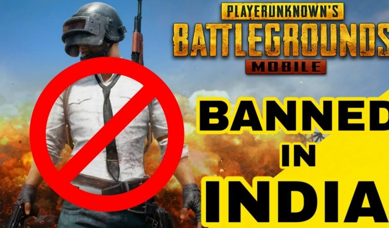 PUBG Banned in INDIA!